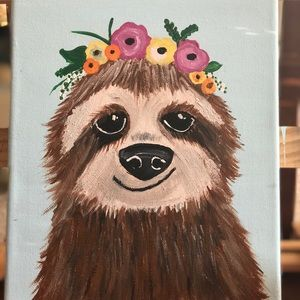 Other - Painting for little girls room